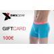 DMXGEAR carte-cadeau en valeur 100 EUR