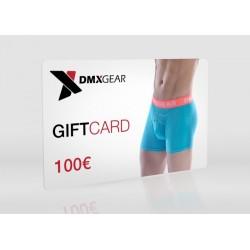 DMXGEAR Geschenkkarte im Wert 100 EUR