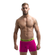 DMXGEAR luxury pink men's brief, boxer and jockstrap Anatomically Fit + Men perfume free of charge
